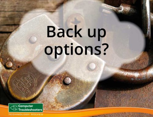 BackUp or Business Continuity