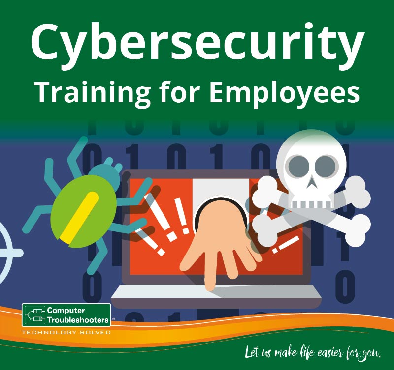 cybersecurity training for employees