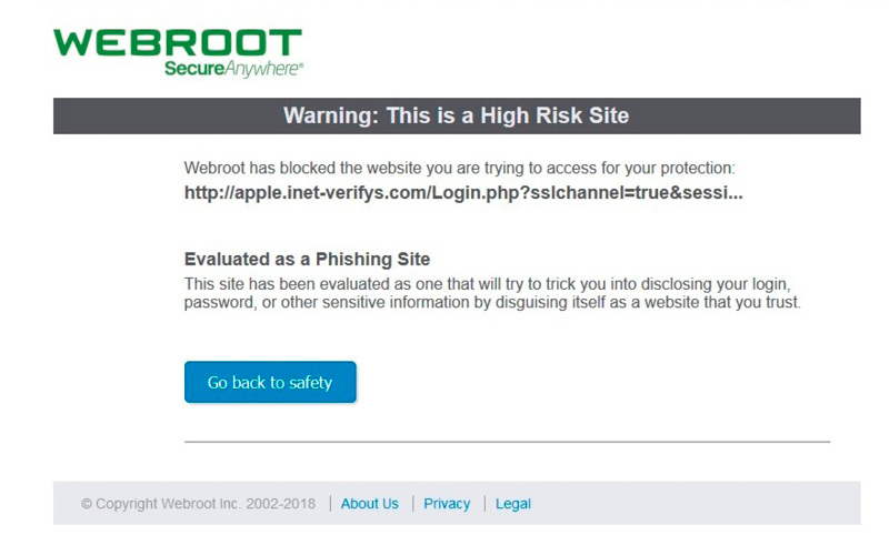 webroot anti virus