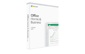 Microsoft Office 2019 - Home and Business