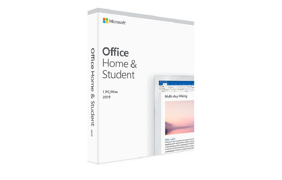 Microsoft Office 2019 - Home and Student