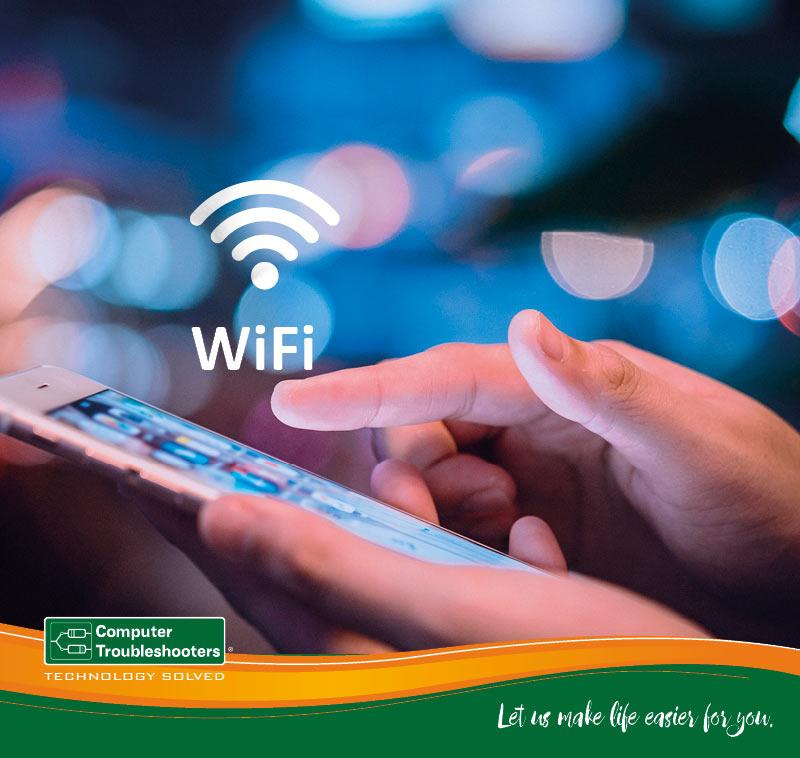 Stay safe on Public Wi-Fi