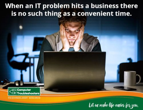 IT support for business
