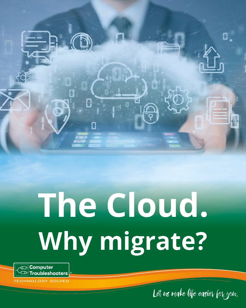 The Cloud - why migrate?
