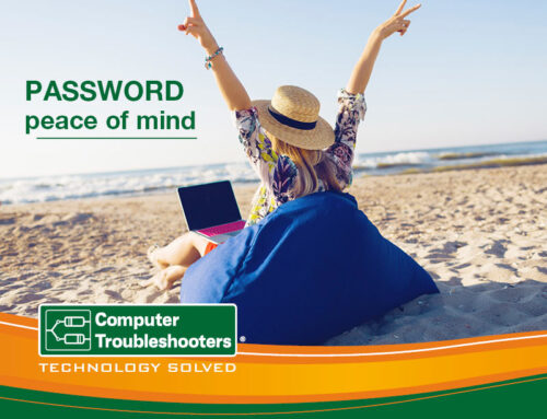 Password Peace of Mind