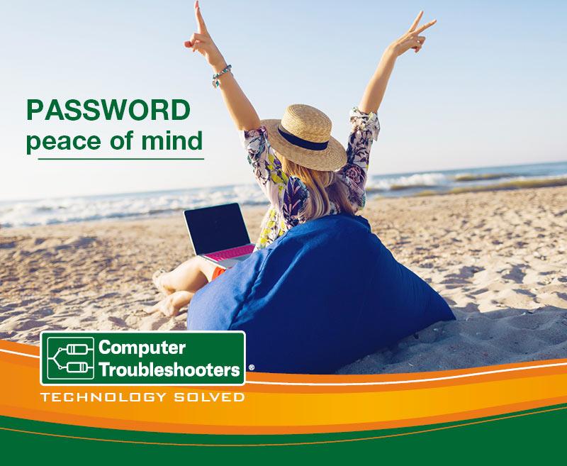 Password Peace of Mind
