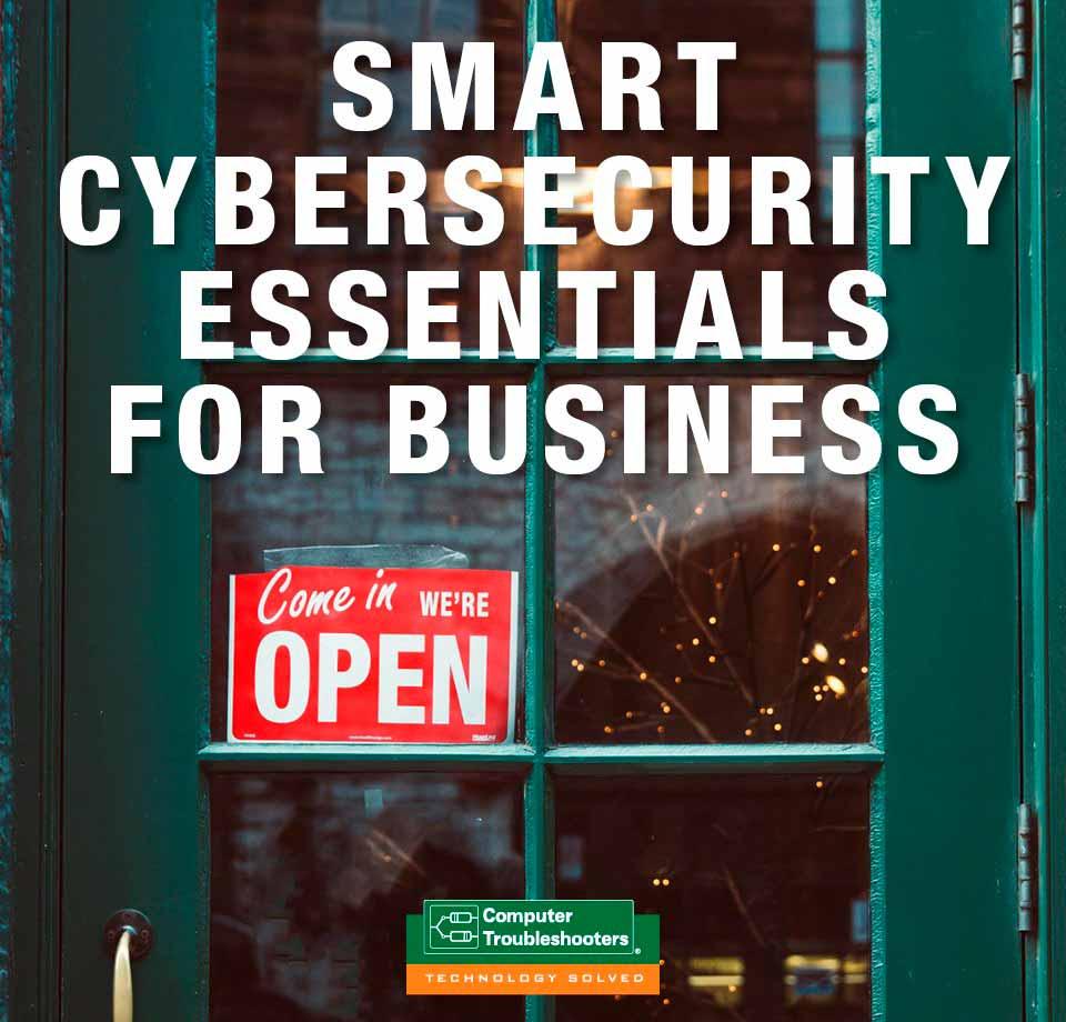 Smart Cybersecurity Essentials