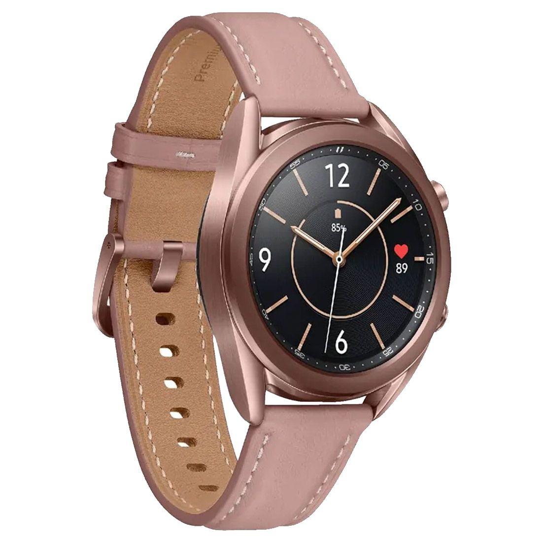 Samsung Galaxy Watch3 Bluetooth (41mm) Mystic Bronze